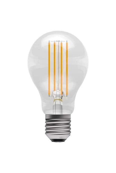 BELL 60051 6W LED Dimmable Filament GLS BC Clear 4000K